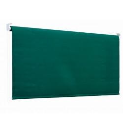 Tenda da sole a caduta 150 x 250 centimetri tenda parasole verticale colore verde