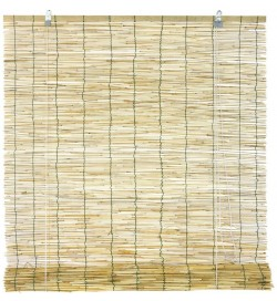 Arella con carrucola in bambù tenda frangisole per la 100 x 260 centimetri