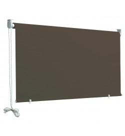 Tenda da sole a caduta 150 x 250 centimetri tenda parasole verticale color marrone